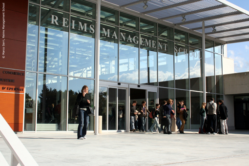 Rouen Business School et Reims Management School