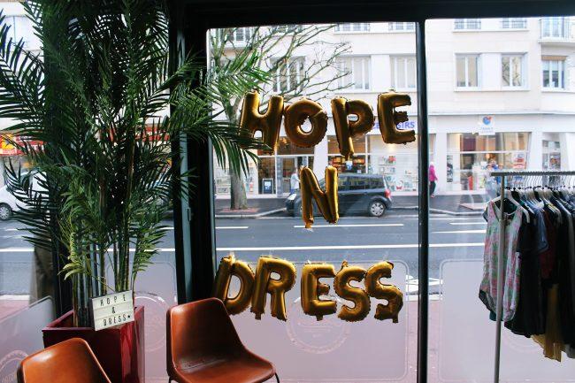 Hope&Dress : la mode caennaise made in EM Normandie