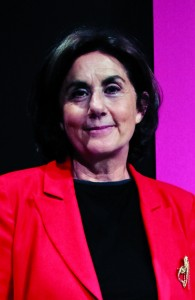 Marion Guillou (X 73), présidente du conseil d'administration de Polytechnique