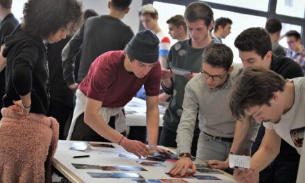 Les 860 étudiants en 1ère année du Pôle Léonard de Vinci se mobilisent pour le climat