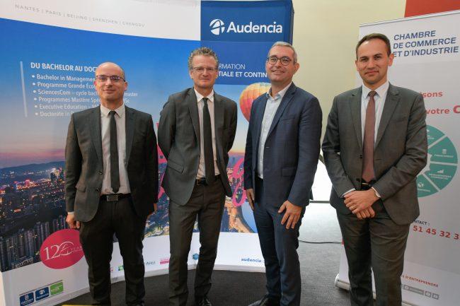 Audencia ouvre un nouveau campus en Vendée