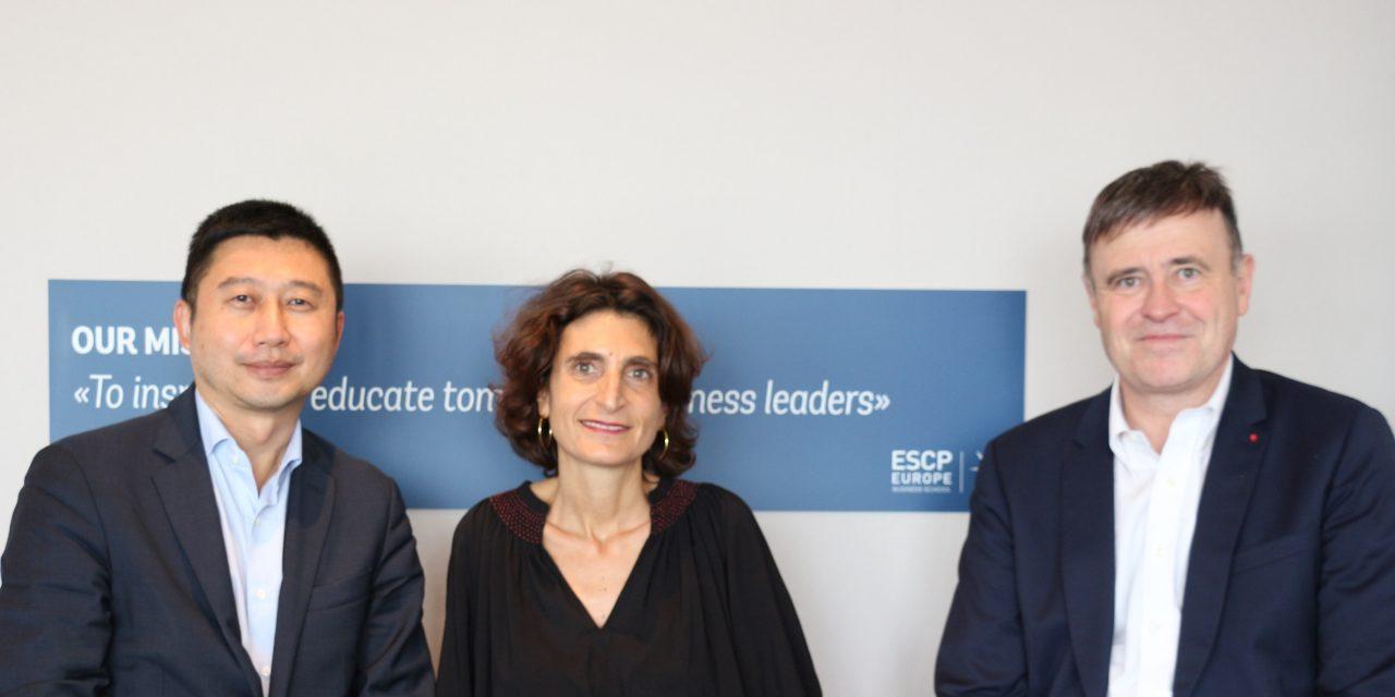 ESCP Europe : être les meilleurs, collectivement