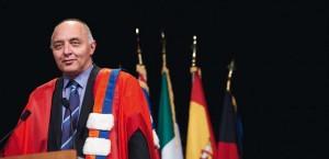 Remise des diplômes Master in Management 2011