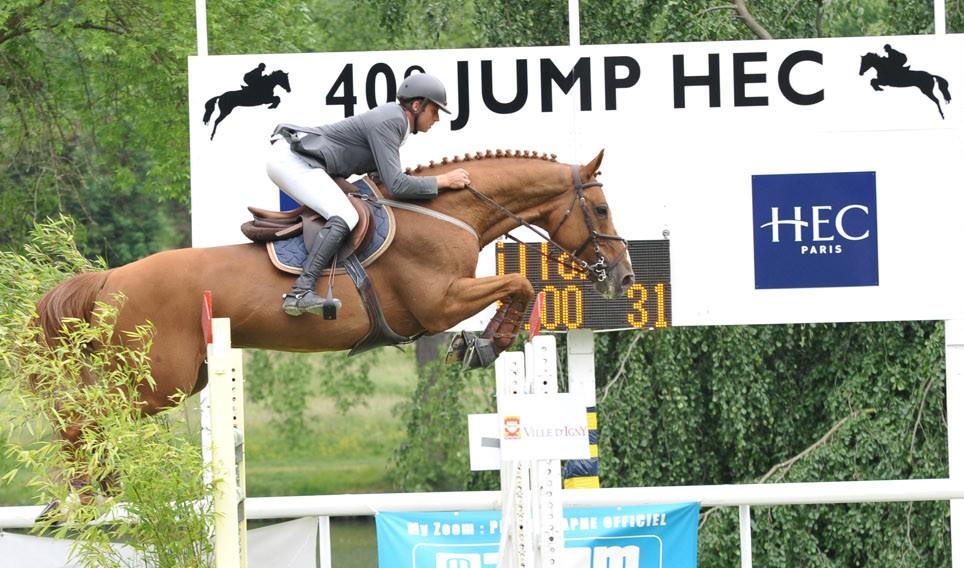 41e édition du Jump HEC