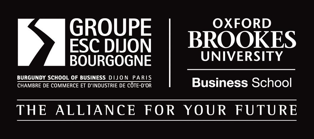 Groupe ESC Dijon Bourgogne Oxford Brookes University, une alliance de grande envergure !