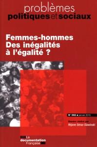 Femmes-hommes, Des inégalités à l'égalité ?