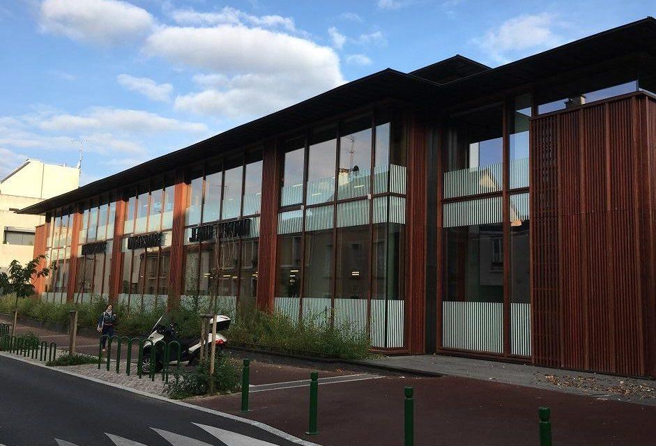 Université Paris Descartes : Une nouvelle BU pour la réussite des étudiants