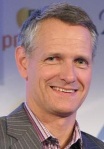 Bruno Witvoet (Dauphine 84), Président d'Unilever France
