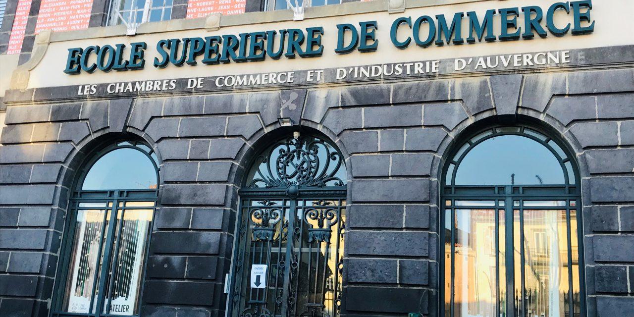 Groupe ESC Clermont : 100 ans et pas une ride !