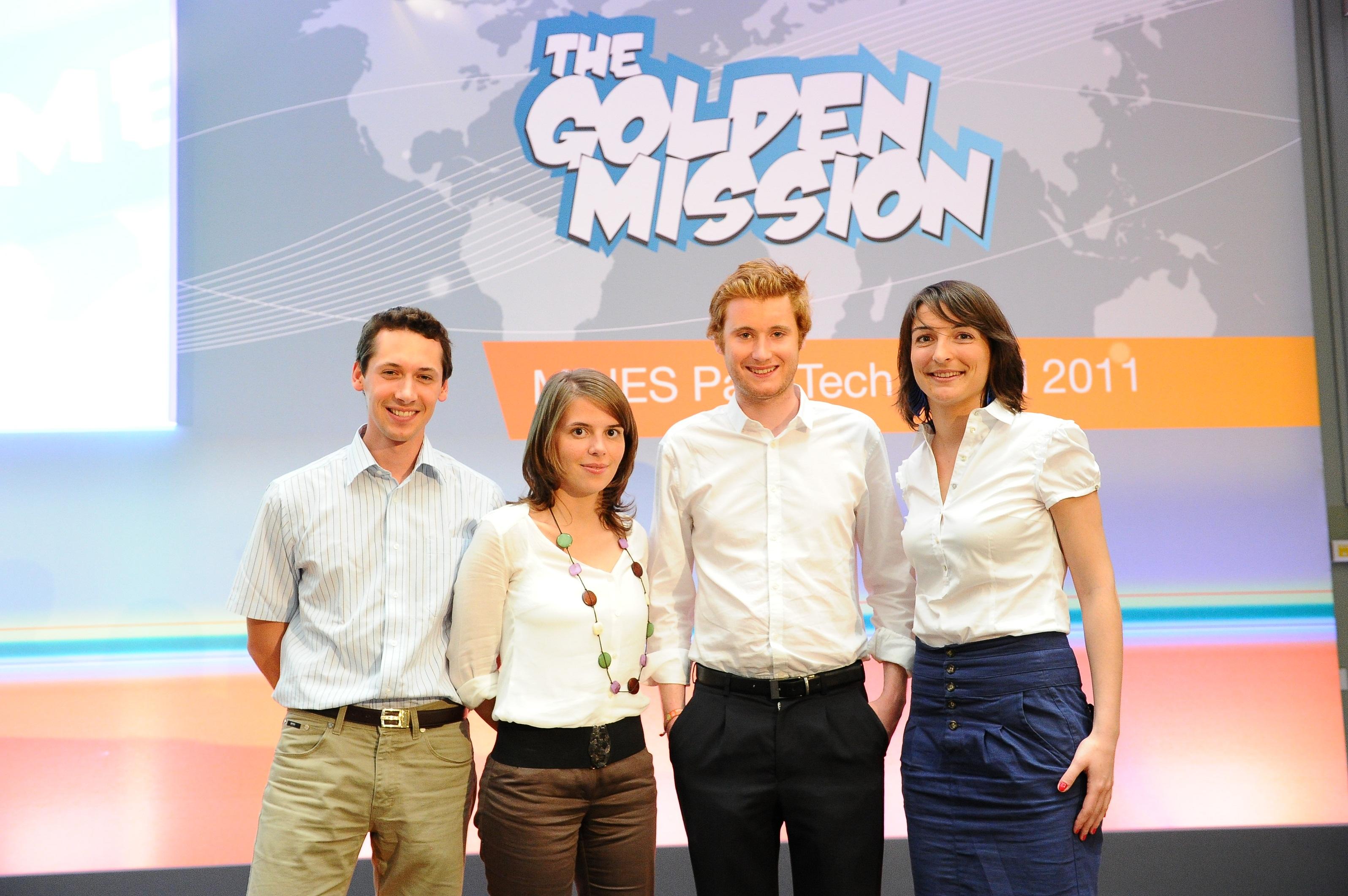 GDF SUEZ lance la 2e édition de « The Golden Mission » à l'occasion d'un débat sur l'énergie, l'environnement et l'emploi des jeunes