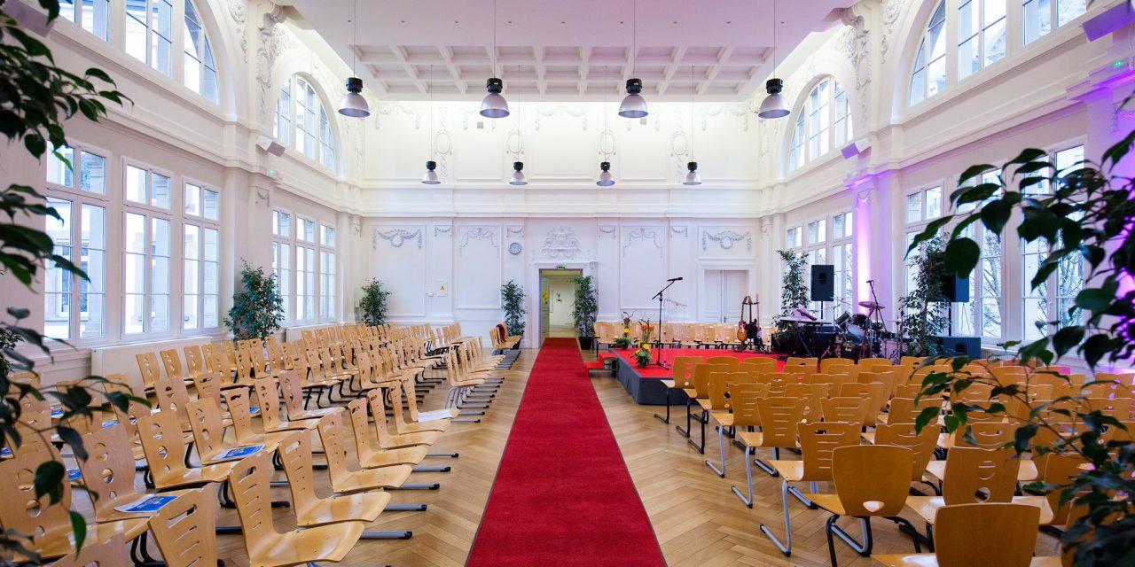 ENGEES en fête – Un nombre d'élève historique pour la nouvelle promotion d'ingénieur·e·s baptisée « Liège »