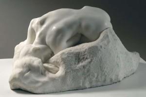 Auguste Rodin, La Danaïde, Grand modèle © Musée Rodin - Photo : Christian Baraja