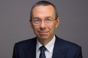 Interview d'Eric Labaye, Président de l'École polytechnique et de l'Institut Polytechnique de Paris – Crédit Ecole polytechnique – J. Barande