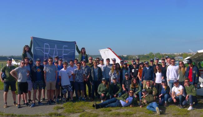 EDHEC Rallye Aérien