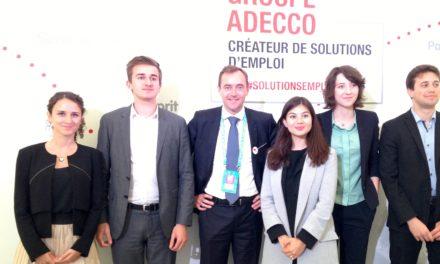 Qui sera le boss d'Adecco France du 13 juin au 20 juillet 2016 ?