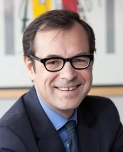 Nicolas CARTIER, directeur général Sanofi-Aventis France