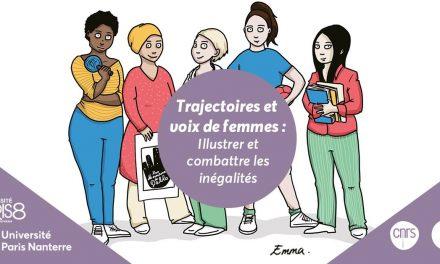[Journée internationale des droits des femmes] Trajectoires et voix de femmes: illustrer et combattre les inégalités