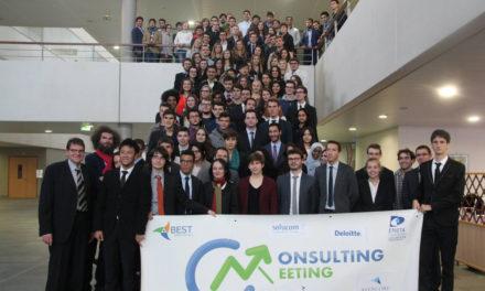 Consulting Meeting : le monde du Conseil à l'ENSTA ParisTech !
