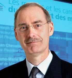 Jean-Luc Karnik, directeur général de l'IFP School