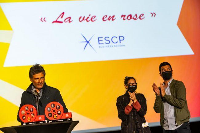 Pascal Elbé, parrain de la 9e édition du concours vidéo handicap étudiant Tous HanScène