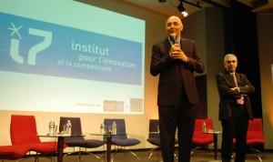 Pascal Morand, Directeur Général d'ESCP Europe et Patrick Gounelle, Co-président de la Fondation Europe+