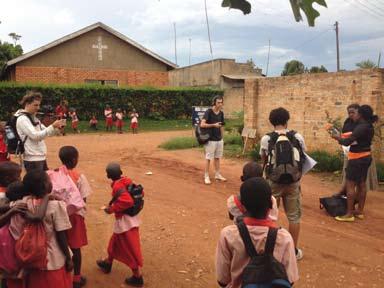 Vidéaux, deuxième étape : projecteurs sur l'entrepreneuriat social en Afrique de l'Est
