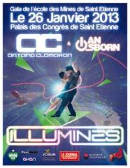 Le gala Illumines Saint-Etienne : un rendez-vous phare à ne pas manquer