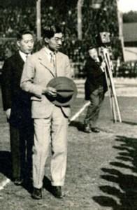 Le Prince Chichibu, jeune frère de Hirohito a été un sportif, et a soutenu le rugby au Japon