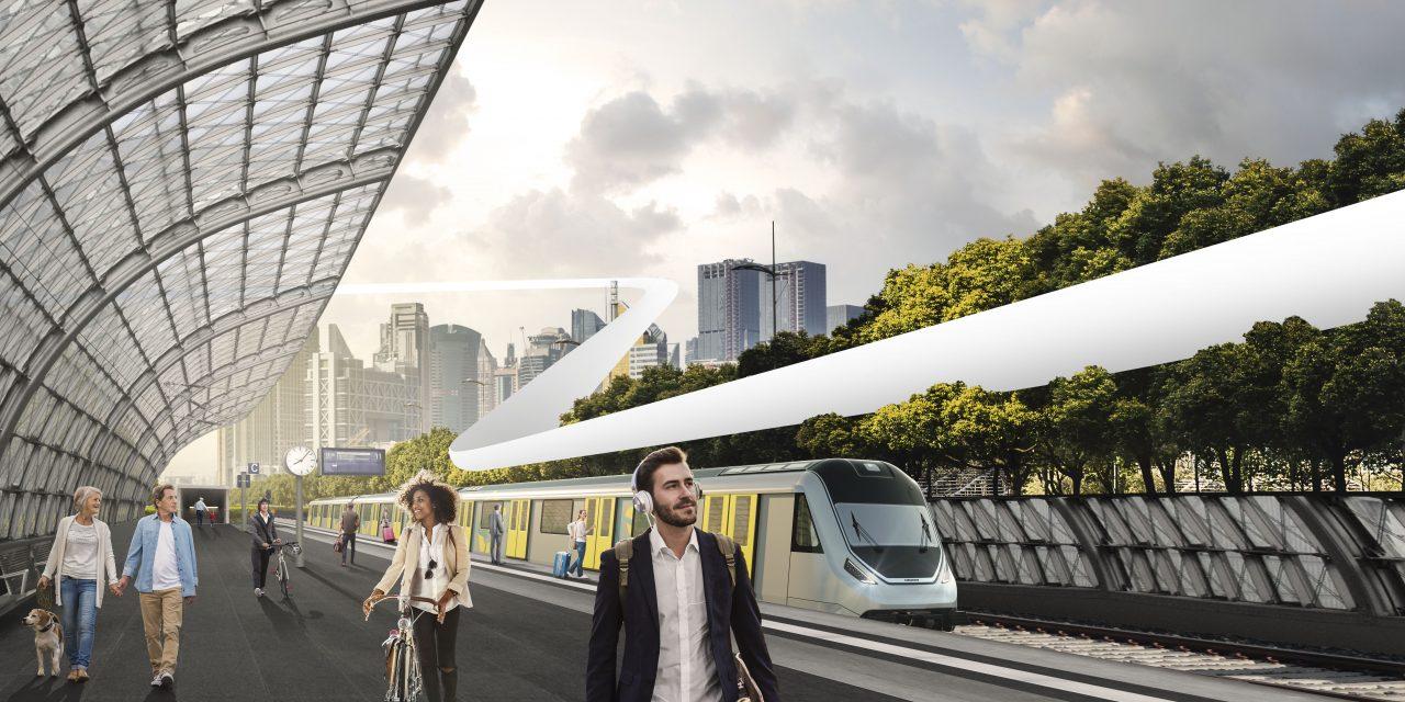 Bombardier Transport des opportunités à grande vitesse