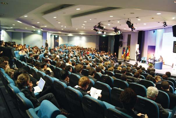Agenda du Club Junior-Entreprises L'innovation et la Créativité à l'honneur