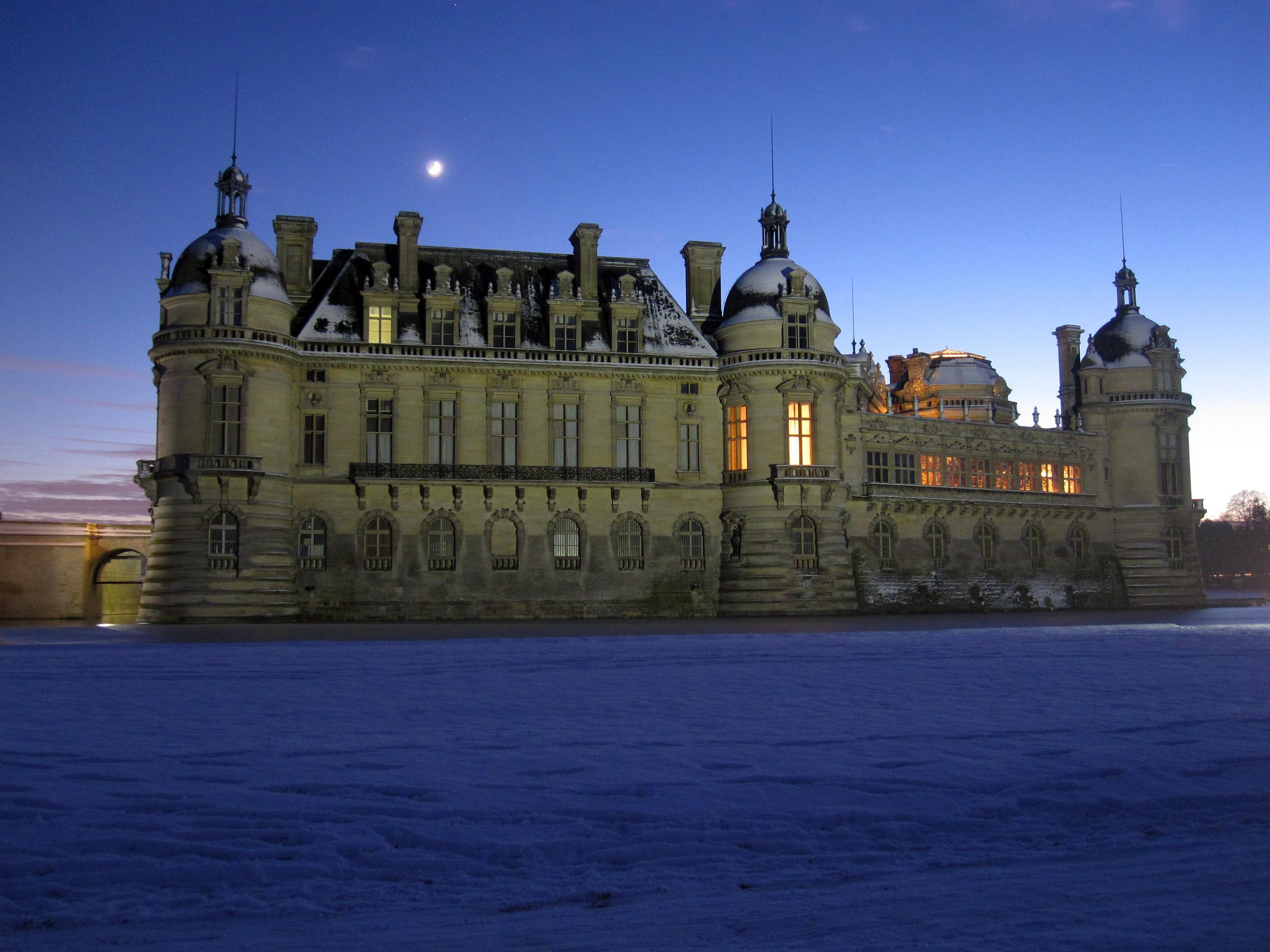 Le Grand Gala des Arts et Métiers ParisTech 2011 au château de Chantilly