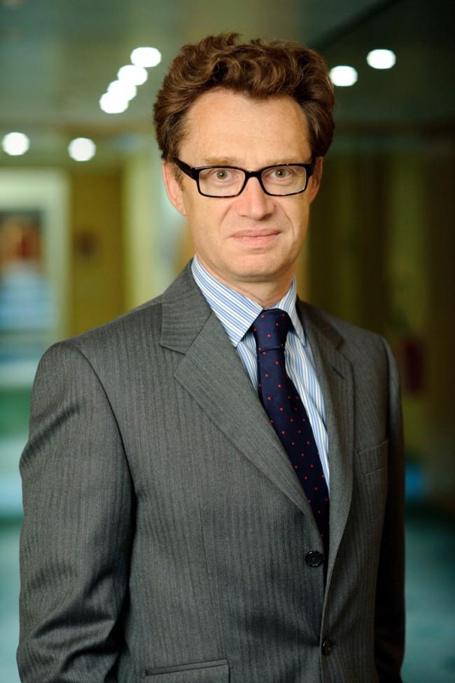 Jérôme Grivet (ESSEC 83, IEP-PARIS, ENA) Directeur Général de Crédit Agricole Assurances et de Predica