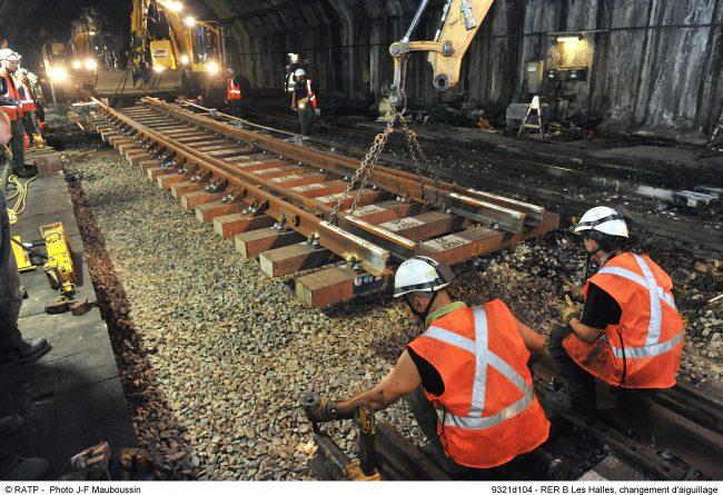 Ambiance, Technologie : ça roule à la RATP !