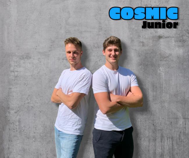 startup Cosmic Junior