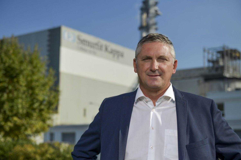 Dans le secteur de la papeterie depuis près de 30 ans, Rémi Poirson est aujourd'hui CEO de Smurfit Kappa Kraft France. Interview