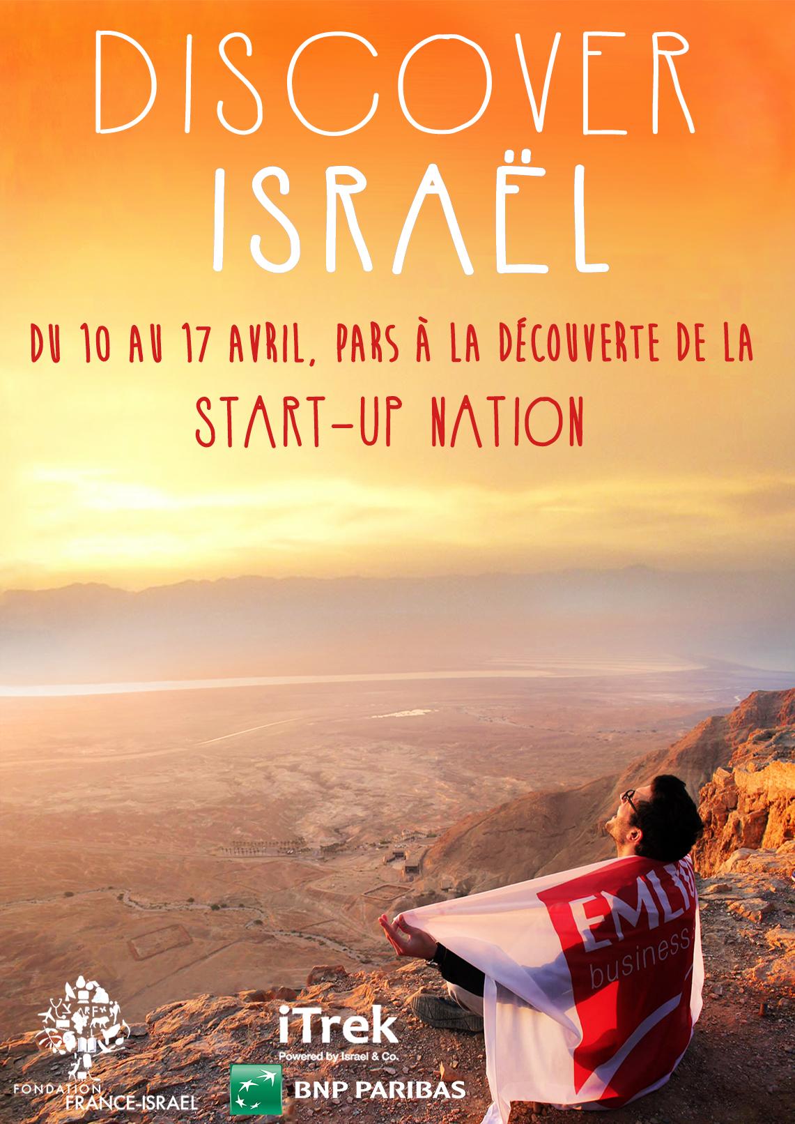 Discover Israël : emlyon business school à la découverte de la Start-Up Nation