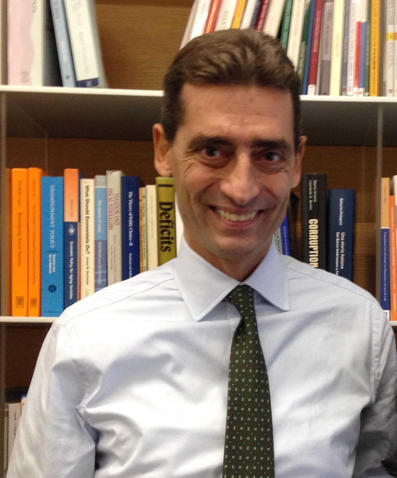 A la découverte de la Bocconi, rencontre avec le recteur Andrea Sironi