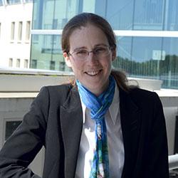 Anne Beauval, directrice de l'École des Mines Nantes