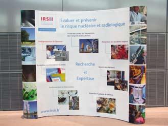 L'IRSN, « des hommes et des femmes pour faire avancer la sûreté nucléaire et la radioprotection, en France et dans le monde, dans ses dimensions industrielle, scientifique, réglementaire et sociétale »