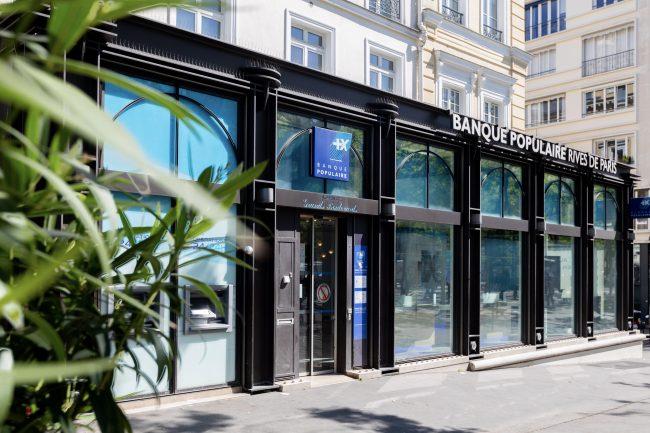 Pour Banque Populaire Rives de Paris – L'interview de Denis Couderchet
