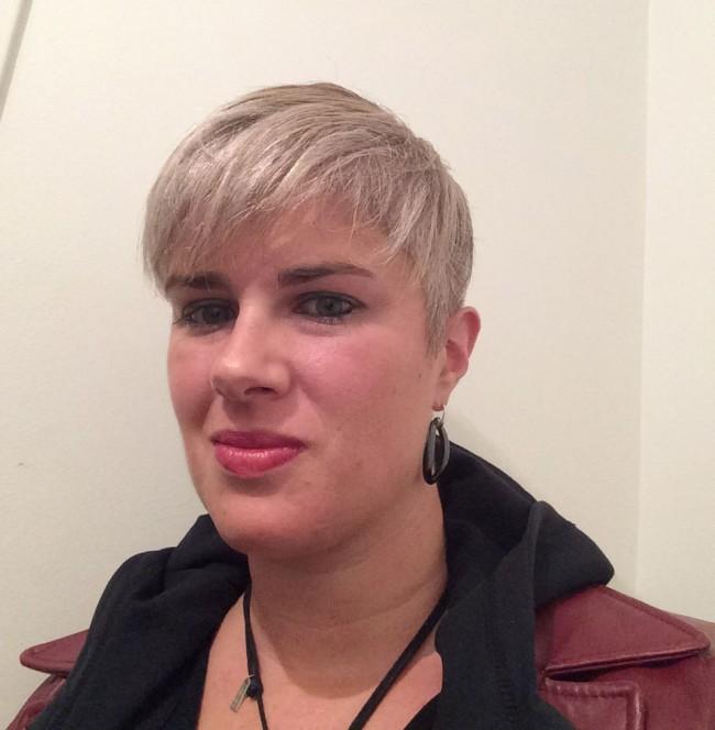 Journaliste Violaine Cherrier