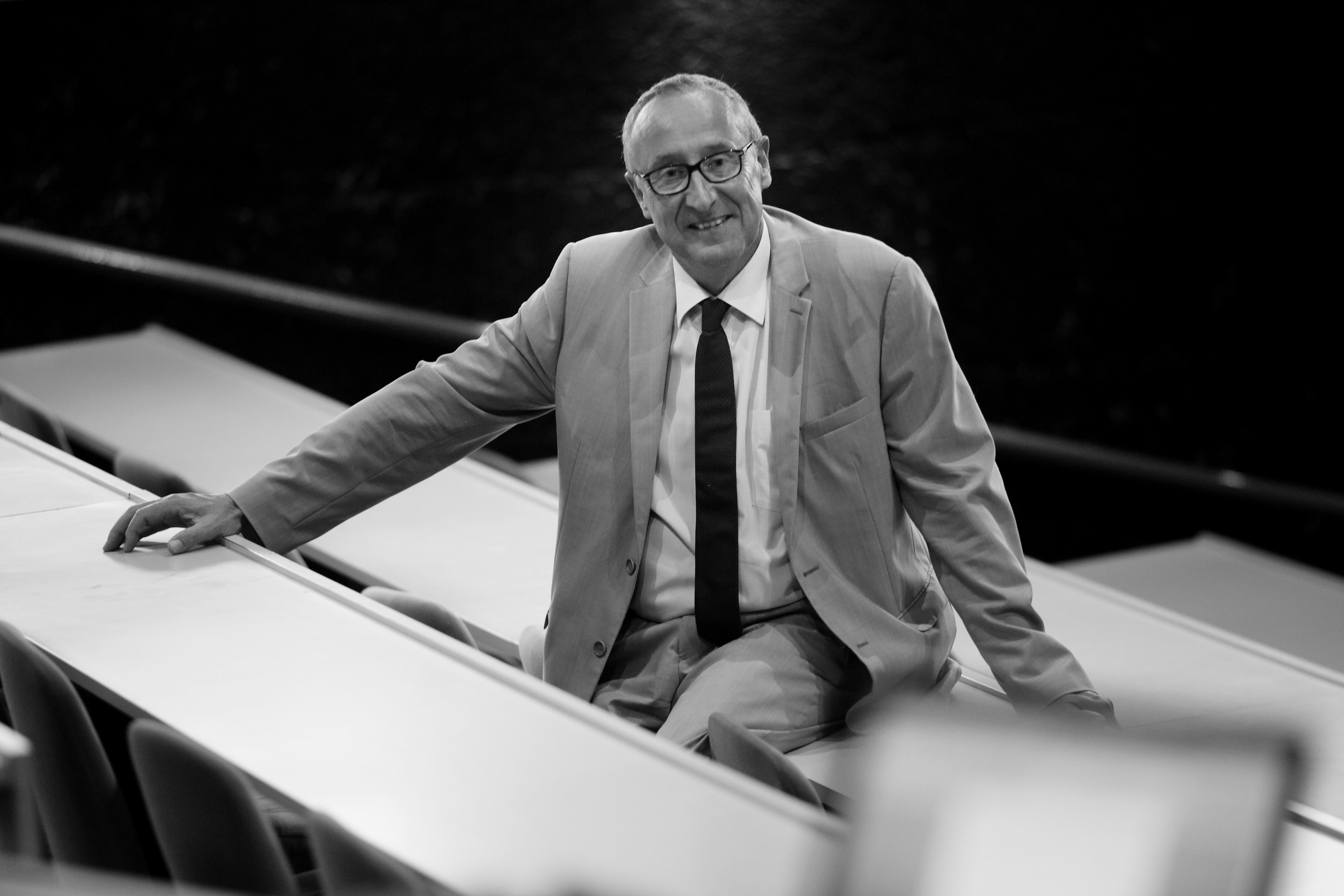 Bruno Goubet, directeur de MInes Alès ©Florent Gardin