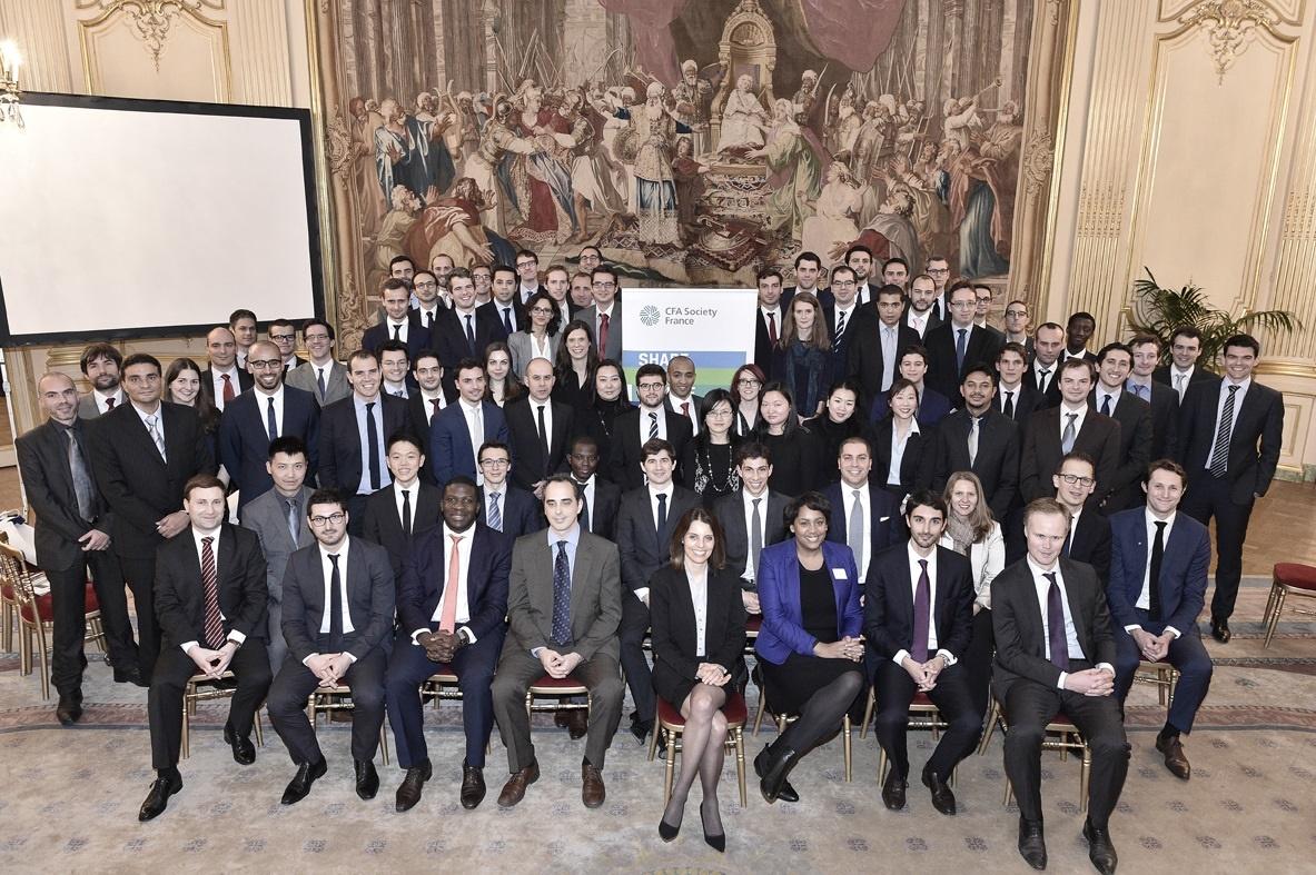 135 nouveaux certifiés Chartered Financial Analyst (CFA) en France