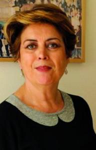 Catherine Jeannin-Naltet Grande Maîtresse  de la GLFF