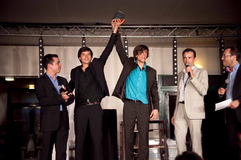 Lauréats des labels et du Prix d'Excellence 2011 : l'innovation et la performance des Junior-Entreprises récompensées