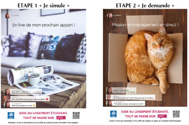 Aides aux logements étudiants : caf.fr vous accompagne