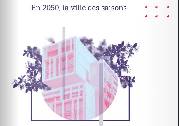 Livre blanc des étudiants d'Audencia et Centrale Nantes : face aux défis climatiques et sociaux, comment vivre en ville en 2050 ?