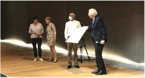Prix de l'excellence académique de la Fondation EM Normandie (c) EM Normandie