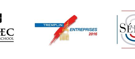 Tremplin Entreprises 2016 Quelles sont les 30 startups les plus innovantes de l'année ?