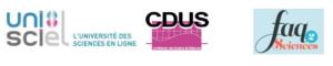 Pour la 2ème année la CDUS et UNISCIEL lancent le dispositif de préparation aux licences scientifiques pour les bacheliers Faq2sciences 2016